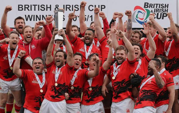 RU British & Irish Cup Final 2016