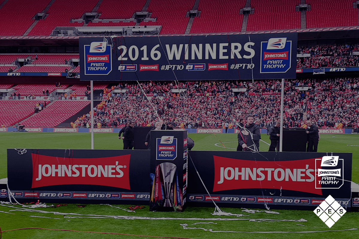 Johnstone S Paint Trophy