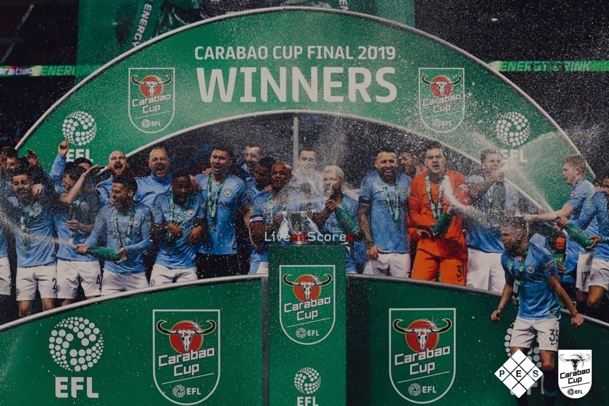 Carabao EFL Cup Final 2019 Winners Presentation