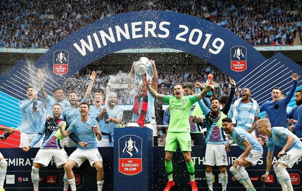 Emirates FA Cup Final 2019