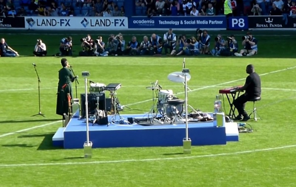 Game 4 Grenfell Half Time Performance