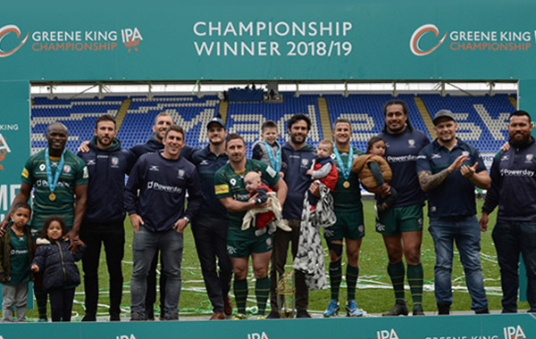 Greene King IPA Championship 2018/19