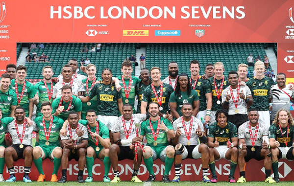 HSBC World Rugby Seven Series 2018