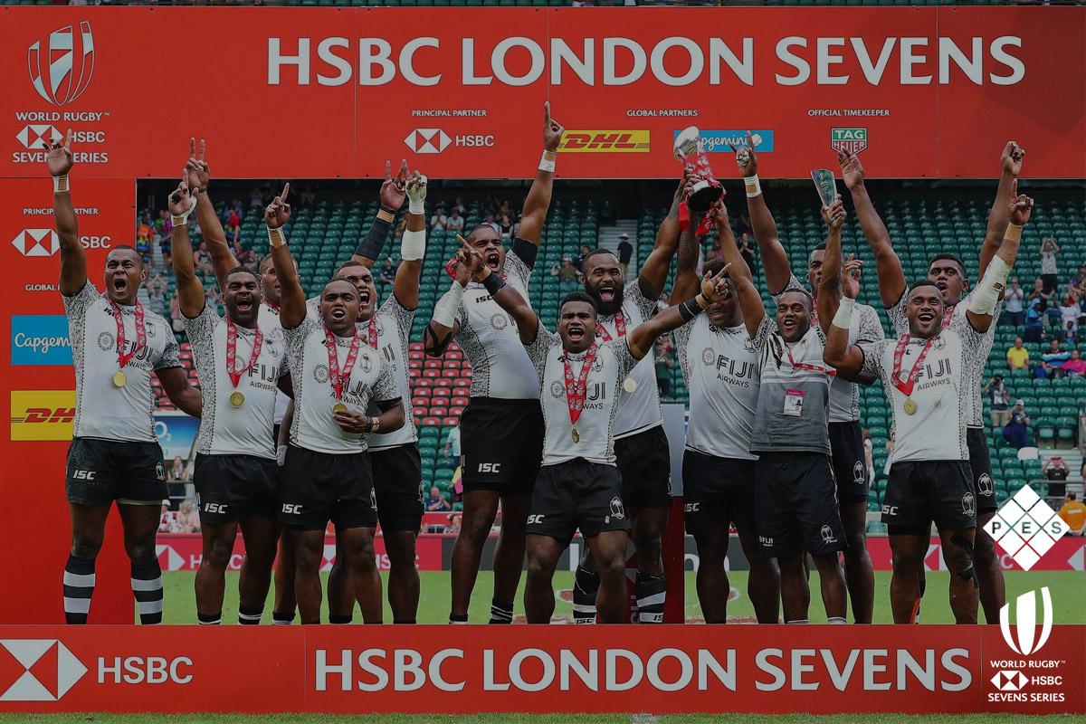 HSBC London Sevens 2019 Winners Fiji