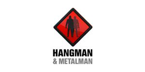 Hangman and Metalman Logo