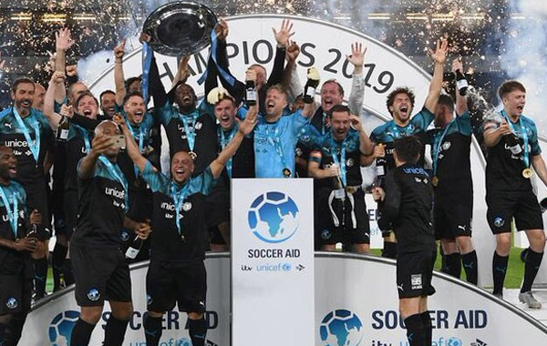 Soccer Aid 2019