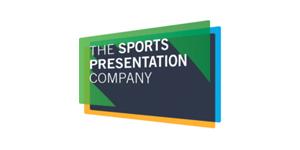 The Sports Presentation Company Logo