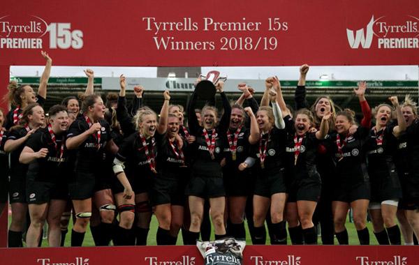 Tyrells Premier 15's 2018/19