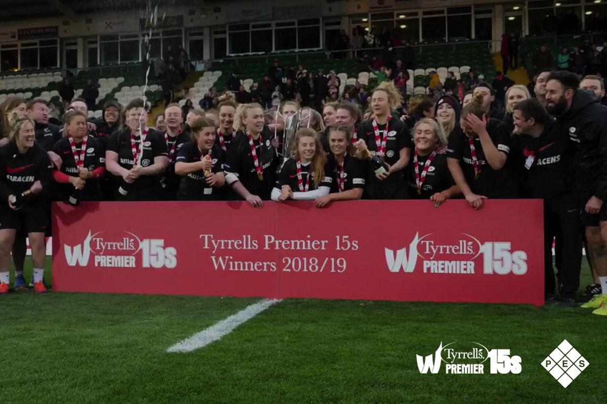 Tyrells Premier 15s Winners Board 2018-19
