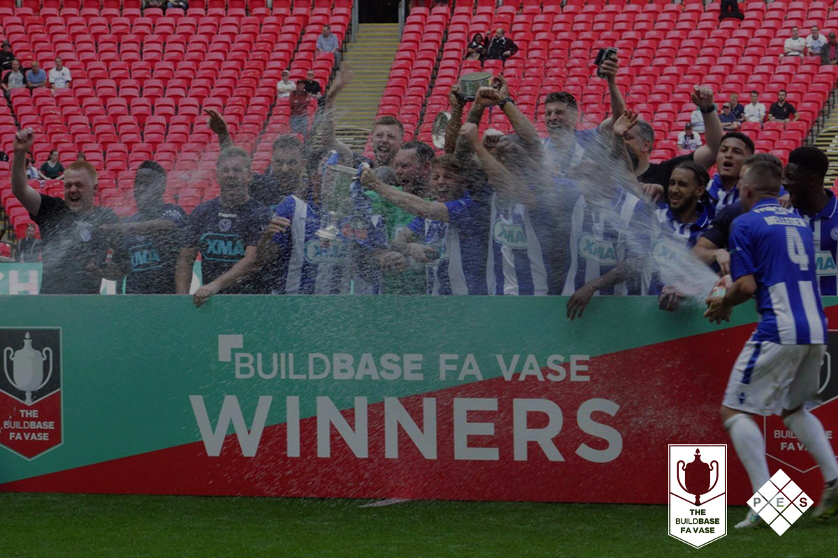 Winners Board Hire Non League Finals 2019