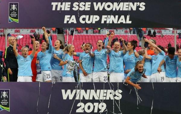 SSE Women's FA Cup Final 2019