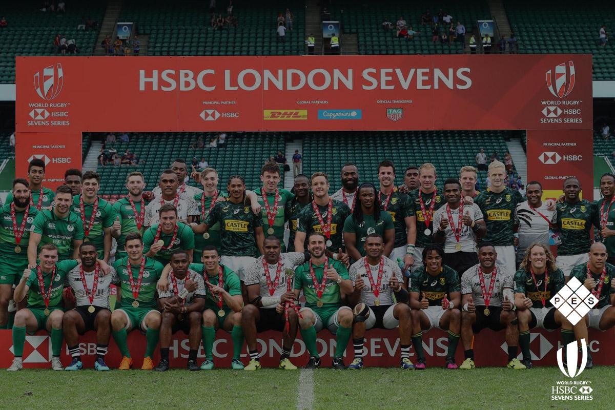 World Rugby HSBC London Sevens 2018 - Pete Eldridge